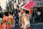 富士鼓笛隊時代