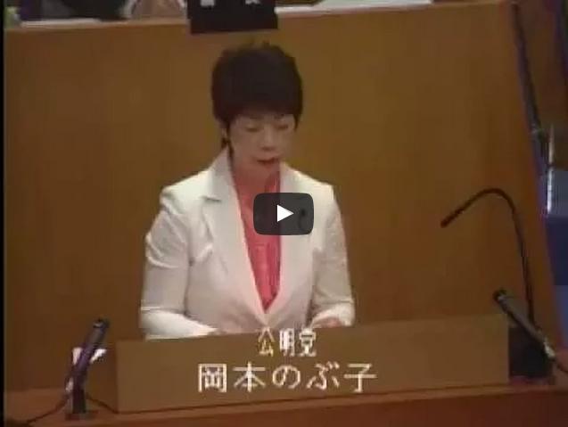 平成24年第4回定例会11月28日 本会議 代表質問