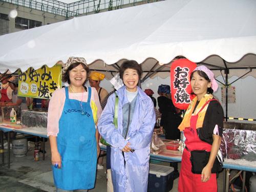 上用賀盆踊り大会