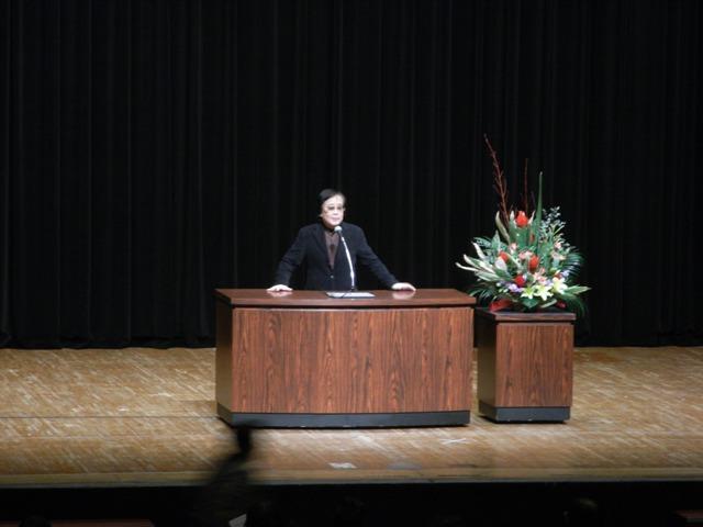 「ふるさとをください」映画鑑賞・ジェームス三木氏講演
