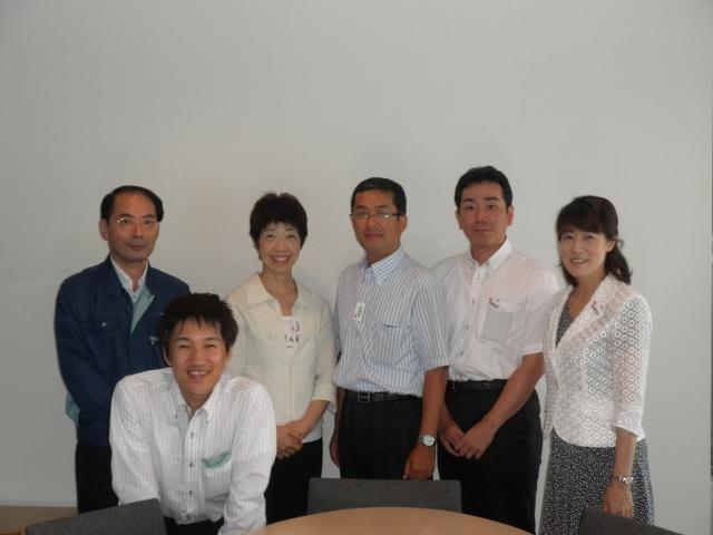 大阪で省エネ対策を視察してきました
