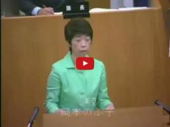 平成28年第3回定例会 9月15日 本会議 一般質問