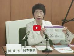 平成28年決算特別委員会 10月13日 補充質疑・採決
