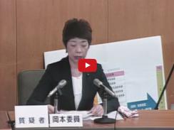 平成29年 予算特別委員会 3月21日 文教委員会所管質疑